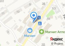Компания «Магазин строительных и отделочных материалов на Советской (с. Верх-Тула)» на карте
