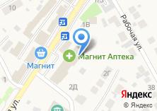 Компания «Магазин инструментов и хозяйственных товаров на Советской» на карте