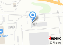 Компания «Новосибирский комбинат стальных конструкций» на карте