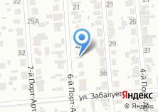 Компания «КореяПартс» на карте
