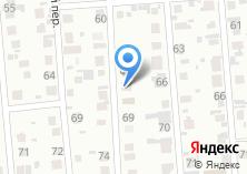 Компания «Стройка» на карте
