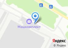 Компания «РегионПромСервис» на карте