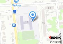 Компания «54Сервис» на карте