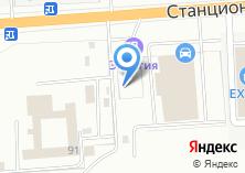 Компания «АЗС на Станционной» на карте