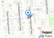 Компания «Авалео» на карте
