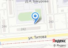 Компания «НСК-Ритейл» на карте