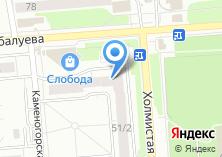 Компания «КПД-Газстрой-Эксплуатация» на карте