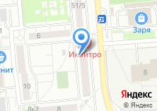 Компания «Сетка в клетку» на карте