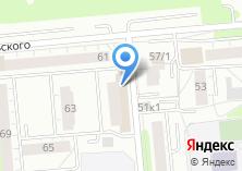 Компания «MIX service» на карте