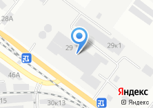 Компания «*ремонт грузовиков*» на карте