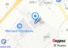 Компания «МКМ-Сибирь» на карте