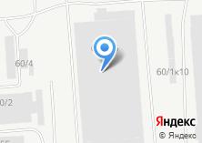 Компания «Металлконструкции» на карте