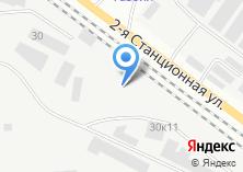 Компания «БИЗНЕС МОНИТОР» на карте