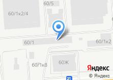 Компания «Торговый дом Кварц» на карте
