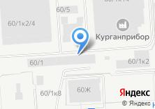 Компания «ТЭК Первомаец» на карте