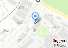 Компания «АБ-Маркет Трейд торговая компания» на карте