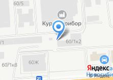Компания «МАСКА» на карте