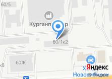 Компания «Элтехника» на карте