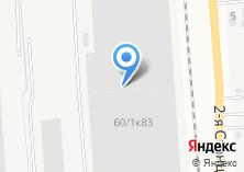 Компания «Техносервис производственная компания» на карте