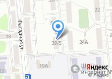 Компания «Российские Дороги» на карте