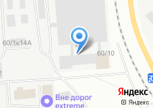 Компания «Адонис НСК» на карте