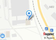 Компания «РосТехЛизинг» на карте