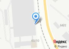 Компания «АБ СпецАвтоКар» на карте