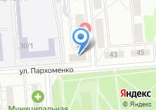 Компания «Библиотека им. М.М. Калинина» на карте