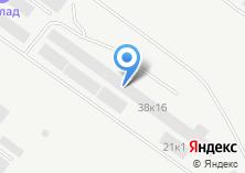 Компания «Сибмост транспортная компания» на карте