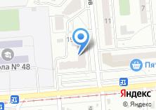 Компания «Алэптоп» на карте