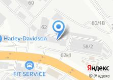 Компания «Универсал-Мастер» на карте