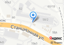 Компания «СтройкаДИСКОНТ» на карте