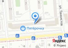 Компания «Проспект-авто» на карте