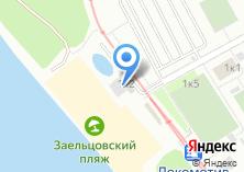 Компания «Заельцовский» на карте