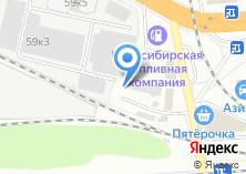 Компания «ПолимерПак» на карте