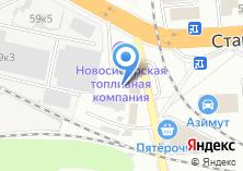 Компания «Автодеталь-Н» на карте