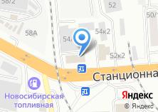 Компания «Nsk.pc.service» на карте