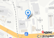 Компания «Новарис» на карте