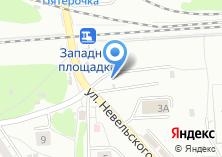 Компания «СибТранс-НСК» на карте