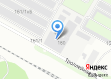 Компания «ПХ Корус» на карте