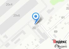Компания «Тимоша Новосибирск» на карте