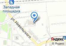 Компания «AVTOKIT» на карте