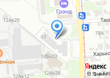 Компания «ТК 54 регион» на карте