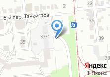 Компания «Миних» на карте