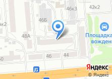 Компания «Байкал-Н» на карте