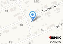 Компания «Продуктовый магазин на Панельной» на карте
