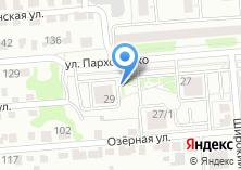 Компания «Строящийся жилой дом по ул. Пархоменко» на карте