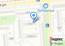 Компания «Марго» на карте