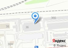 Компания «АСфера» на карте