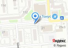 Компания «РСК Гарантия» на карте